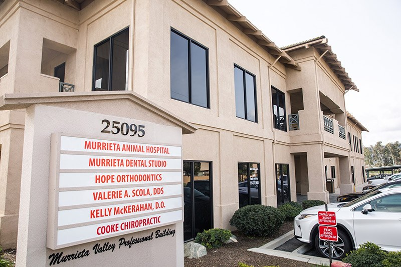 Office Building - Scola Family Dentistry